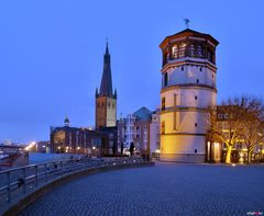 Düsseldorf -Schlossturm