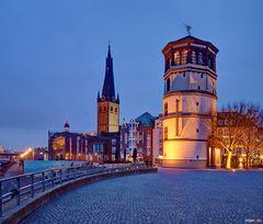 Düsseldorf Schlossturm - 2.0