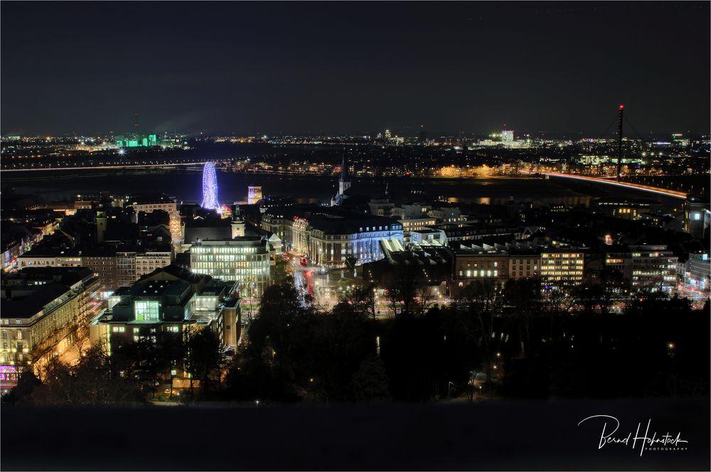 Düsseldorf ... schönste Aussicht