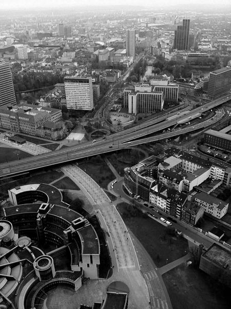 Düsseldorf Stadtlandschaft