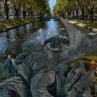 Düsseldorf  - Tritonenbrunnen  -
