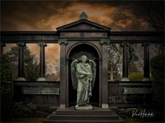 Düsseldorf und sein Nordfriedhof ....