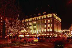 Düsseldorf - Weihnachtsmarkt am Carsh-Haus