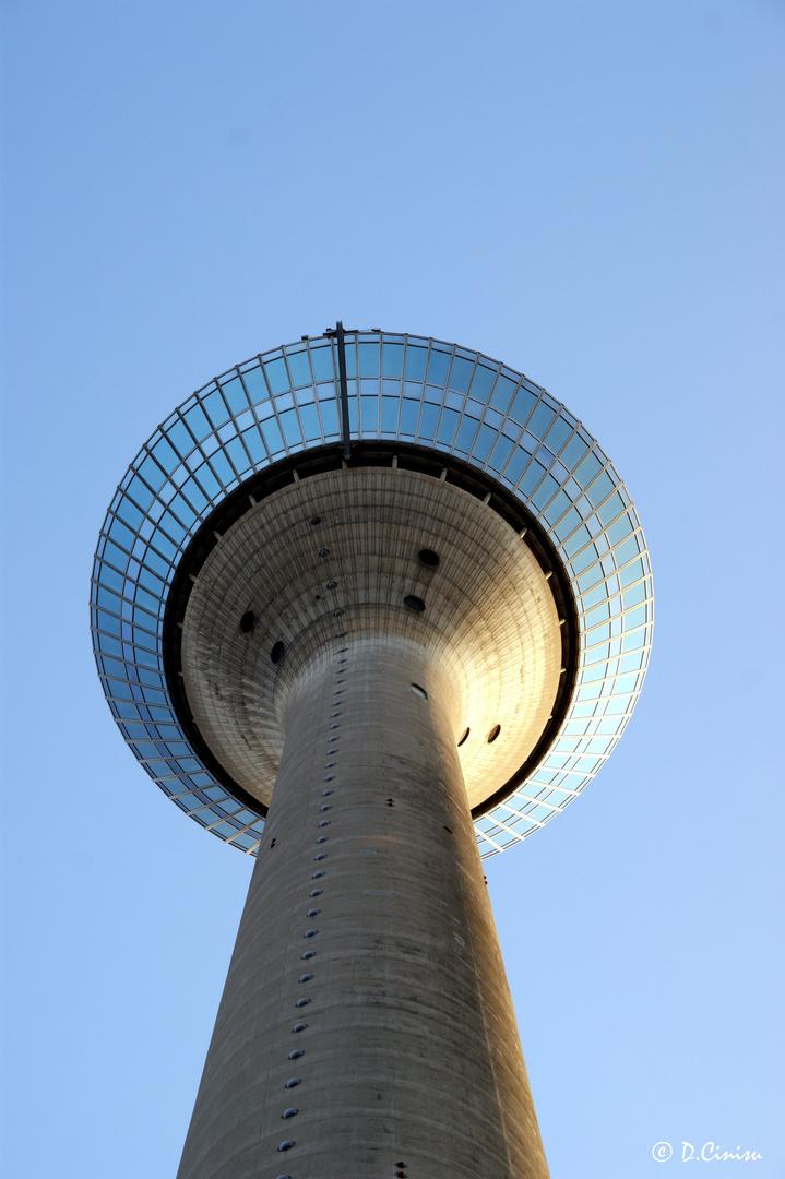 Düsseldorfer Fernsehrturm