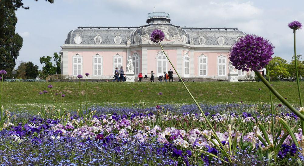 Düsseldorfer Schlosspark Benrath