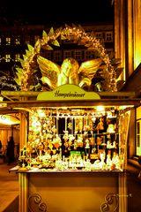 Düssldorf - Weihnachtsmarkt am Carsh-Haus