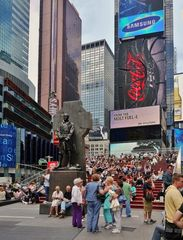 """ Duffy Square """