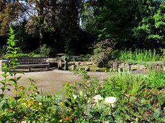 Duftgarten für Blinde und Sehende