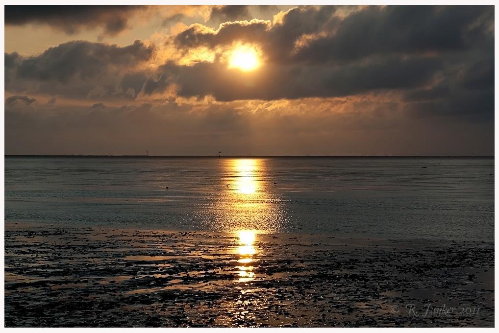 Duhnen - Sonnenuntergang