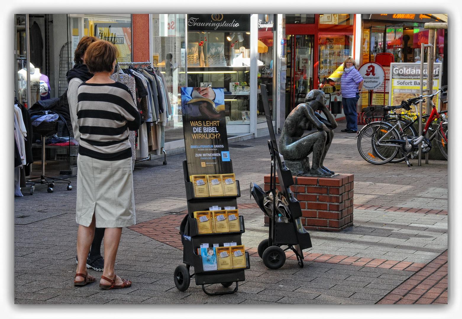 Duisburg: Auf dem Sonnenwall