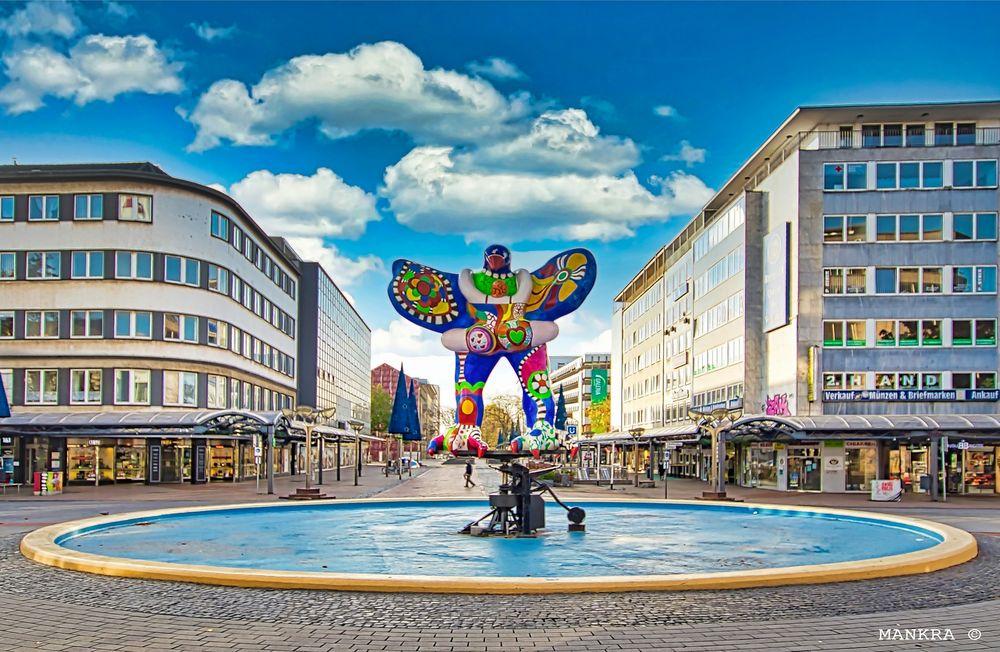 Duisburg-City Düsseldorfer Straße