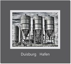 Duisburg - Hafen