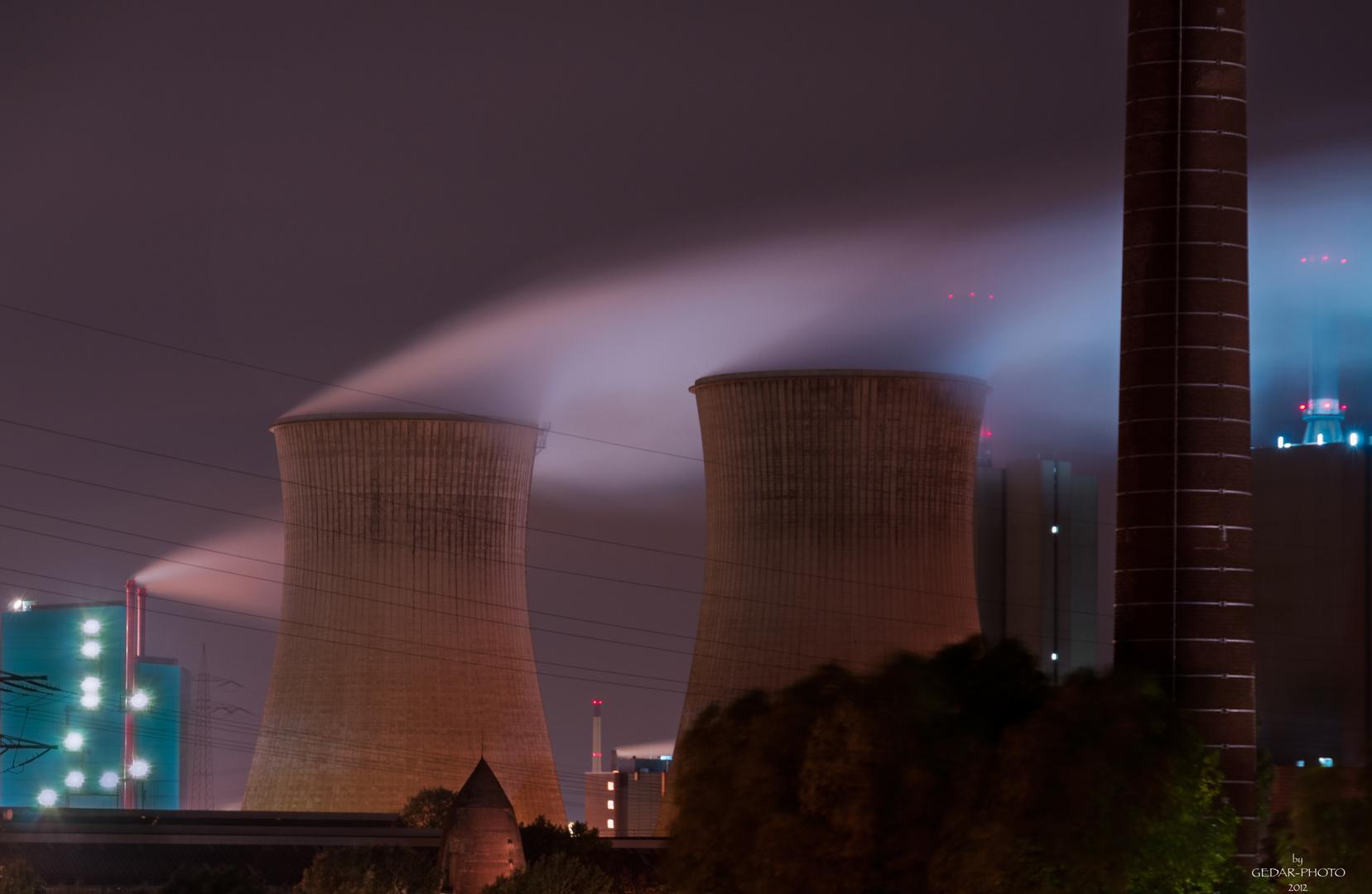 Duisburg Industrie ....