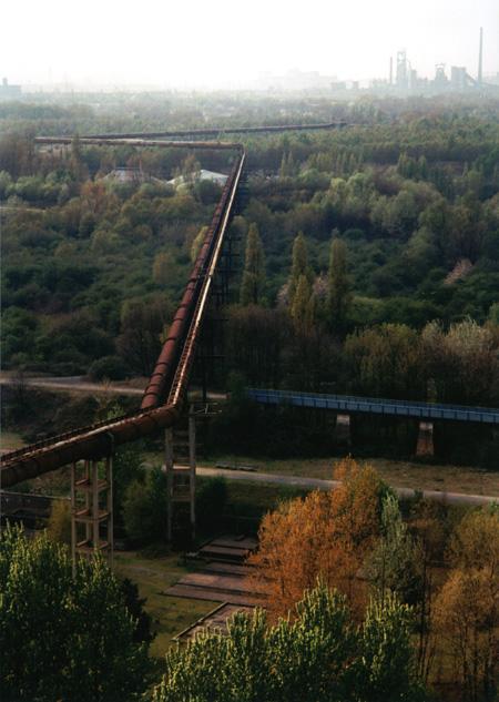Duisburg - Industriepark Emscher Park