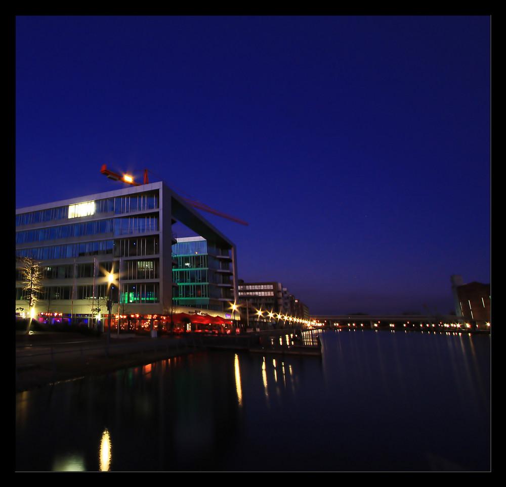 Duisburg Innenhafen 1