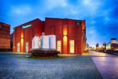 Duisburg - Innenhafen - Museum