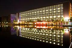 Duisburg innenhafen Parkhaus