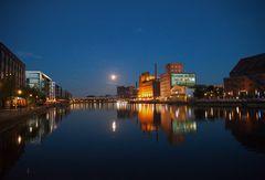 Duisburg Innenhafen@Night