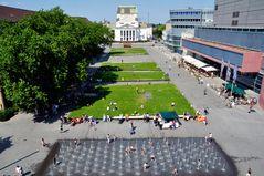 Duisburg König-Heinrich-Platz