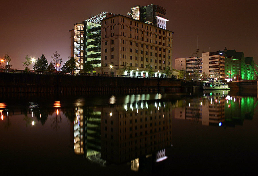 Duisburg Kontorhaus