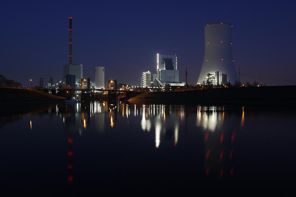 Duisburg Kraftwerk Walsum