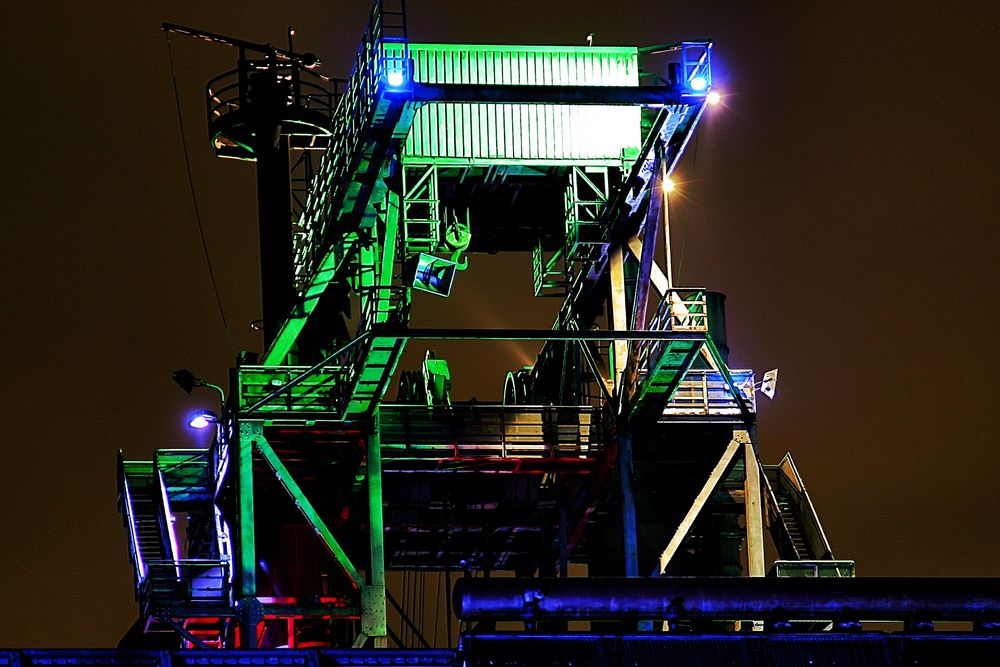 Duisburg / Landschaftspark Duisburg - Nord / 2013 / 6