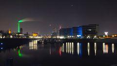 Duisburg @ night