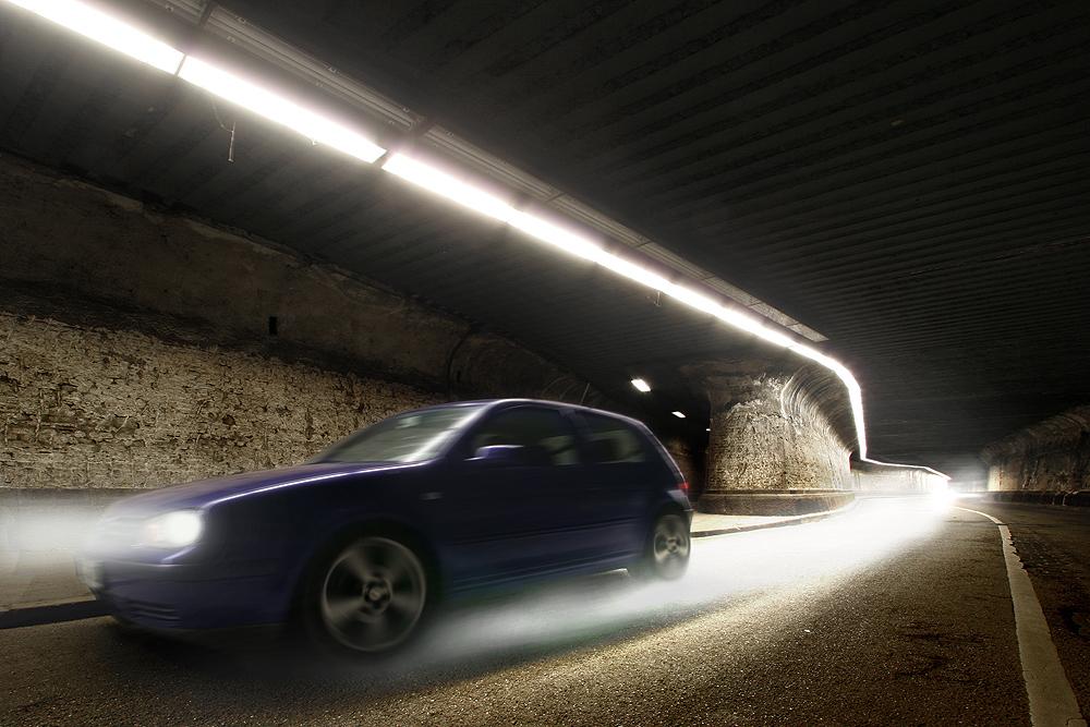 Duisburg - Tunnelangst ???