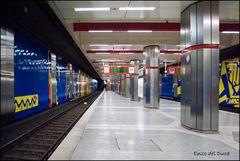 Duisburg U-Bahn Rathaus