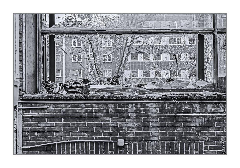Duisburg ungeschminkt 27 - Durchblick