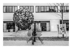 Duisburg ungeschminkt 39 - Die Kunst links liegen lassen