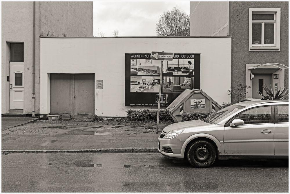 Duisburg ungeschminkt 42 - Zentrum der Wohnkultur