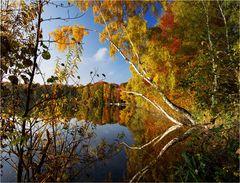 Duisburger Herbstlandschaft