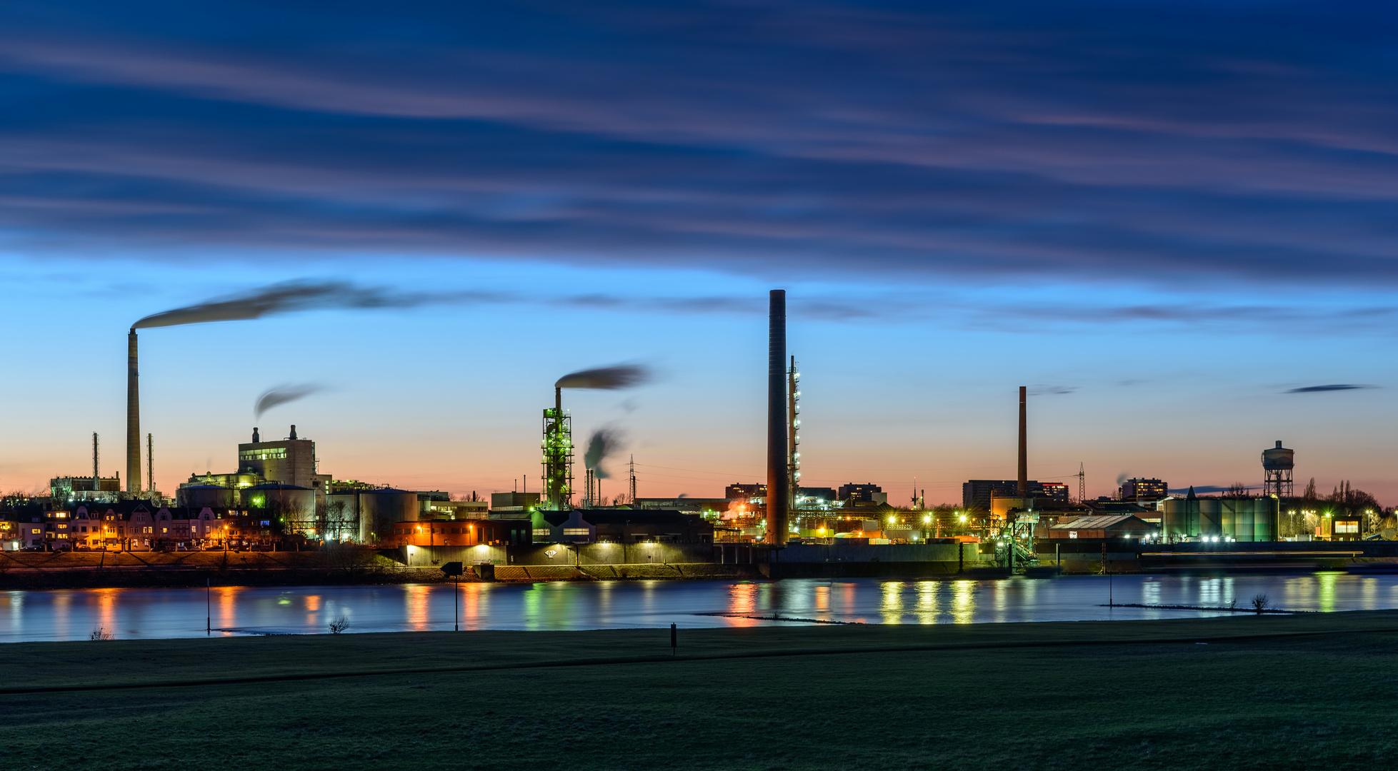 Duisburger Industrie Romantik