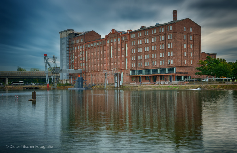 Duisburger Innenhafen