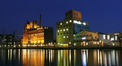 Duisburger Innenhafen (2)