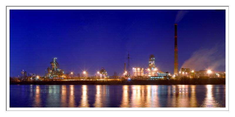 Duisburger Skyline