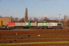 Duisport Rail