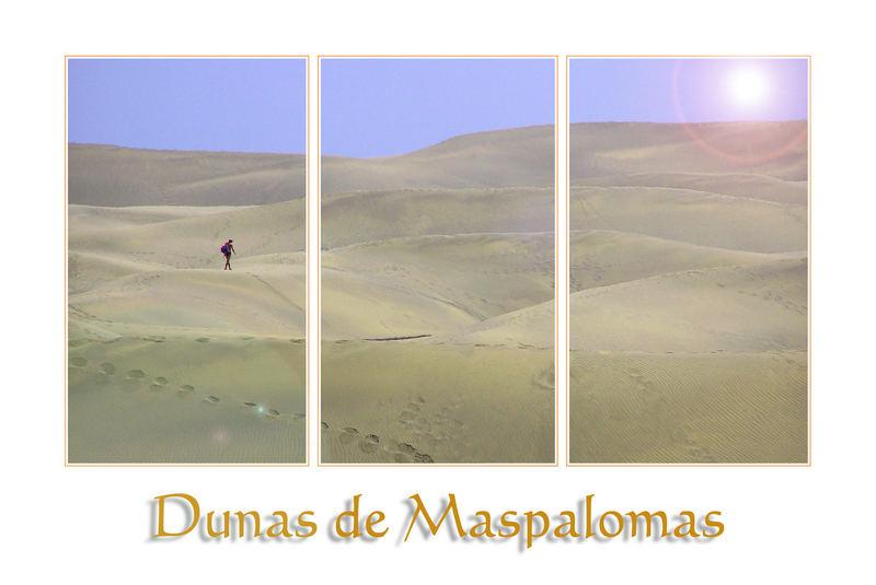 Dunas du Maspalomas