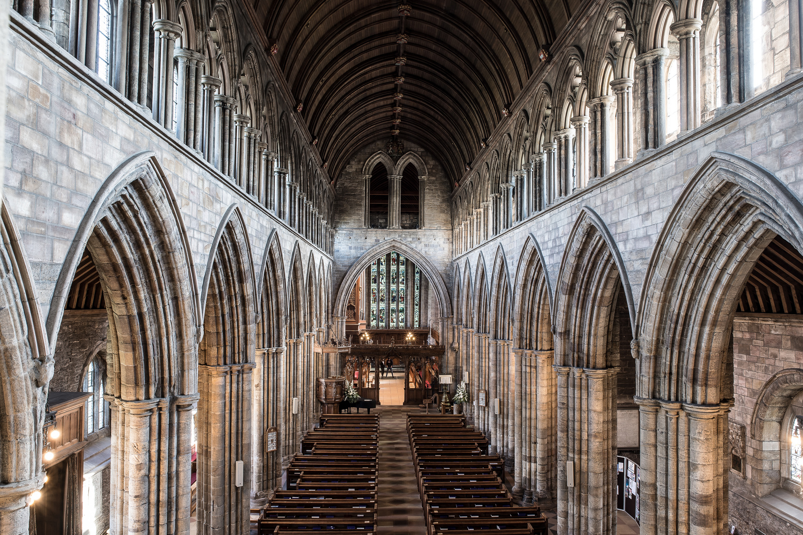 Dunblane Cathedral (Schottland 16)