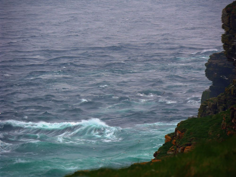 Duncansby Head I