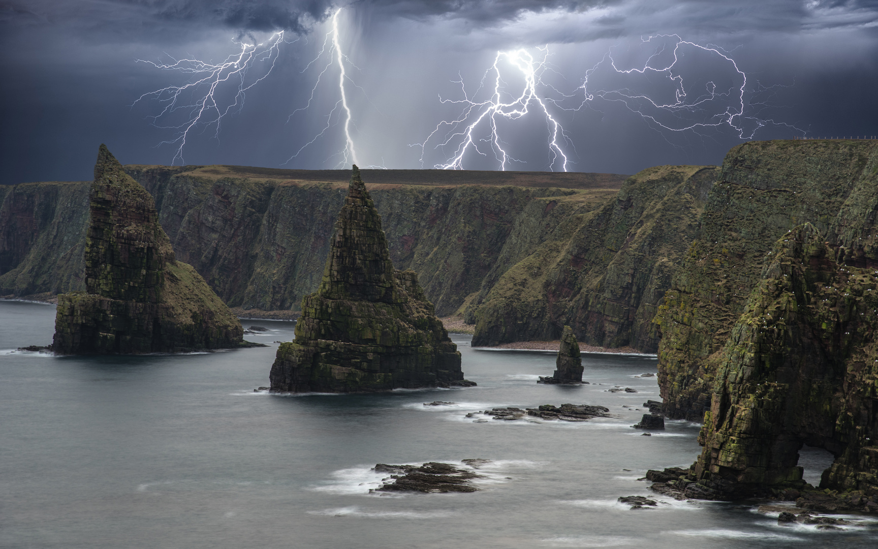 ~~ Duncansby Stacks ~~