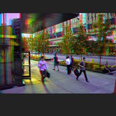 Dundas Street 3-D