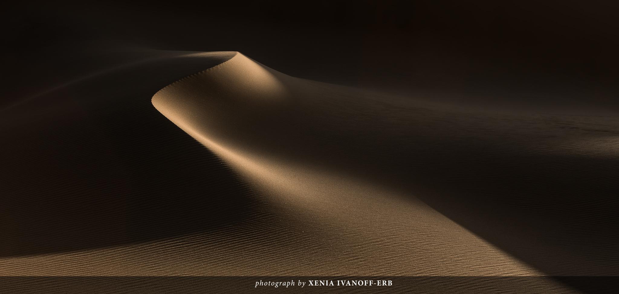 Dunescapes of the Namib (Namibia)