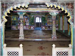 Dungarpur Juna Mahal - ein Traum! (1)
