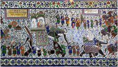 Dungarpur Juna Mahal - ein Traum! (3)