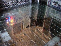 Dungarpur Juna Mahal - Spiegelung