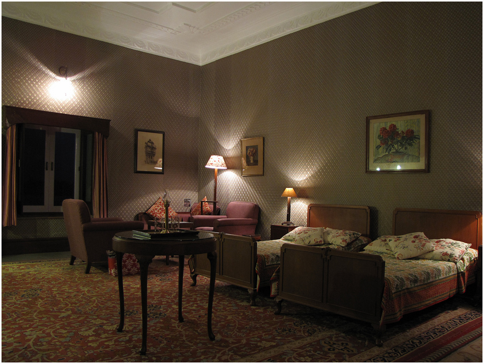 Dungarpur - Zimmer