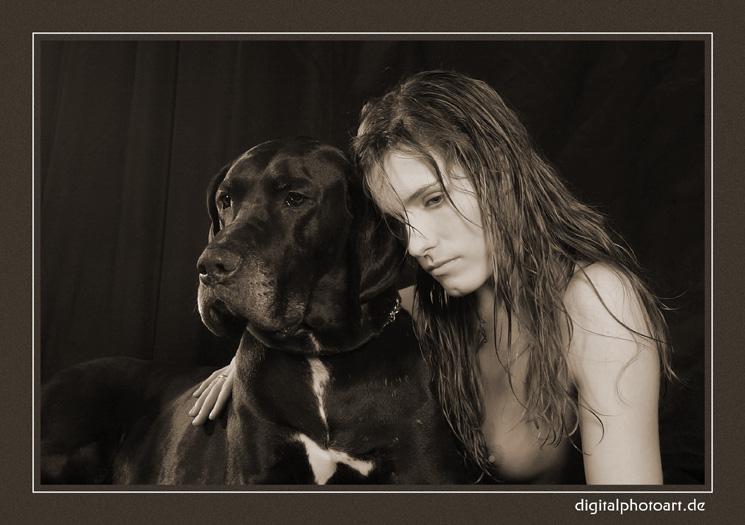 Dunja und Steffi