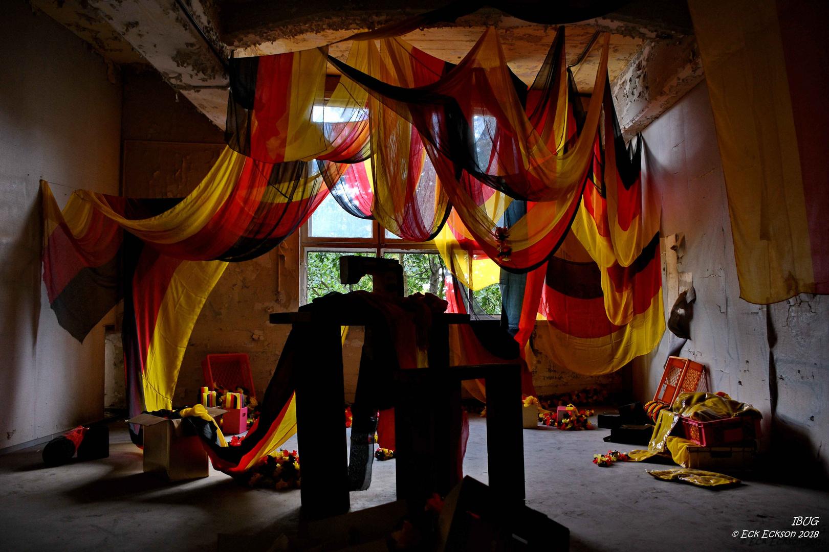 Dunkel Doitsches Wohnzimmer Foto Bild Dokumentation